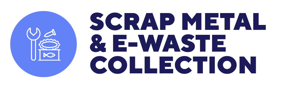Computer scrap recycling Brakpan – Metals and electrical waste