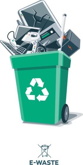 Computer scrap recycling Tsakane